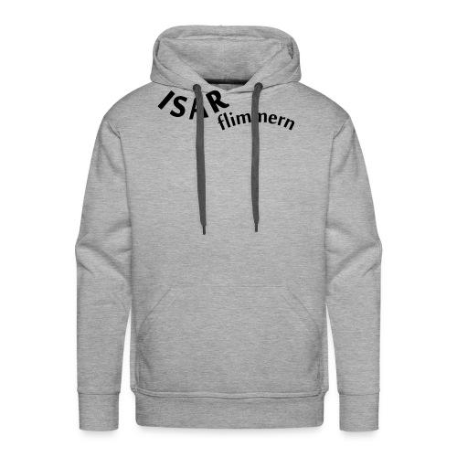 Isar_flimmern - Männer Premium Hoodie