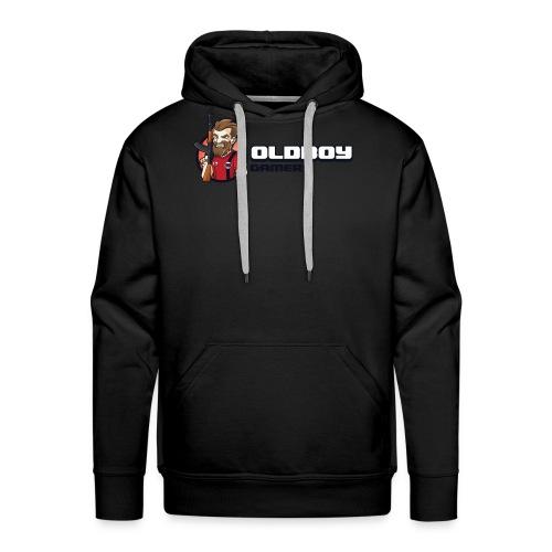 Oldboy Gamers Fanshirt - Premium hettegenser for menn