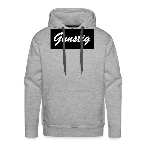GUNSTIG CAP SCND - Mannen Premium hoodie