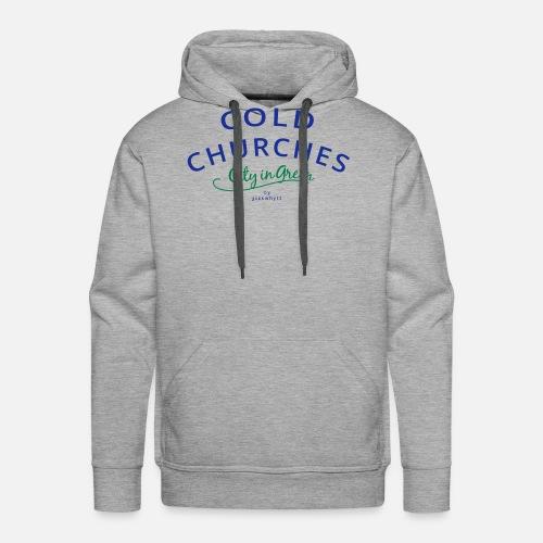 Cold Churches - Männer Premium Hoodie