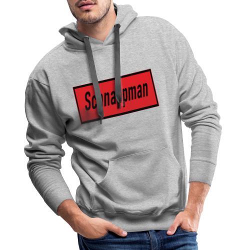 Schnappman - Männer Premium Hoodie
