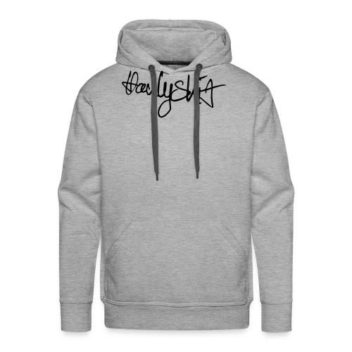 HaulyShit lettering - Männer Premium Hoodie