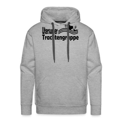 trachtengruppe logo - Männer Premium Hoodie