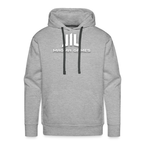 Magma Games Sweater - Mannen Premium hoodie
