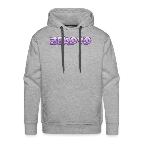 zerovomerchandise - Mannen Premium hoodie