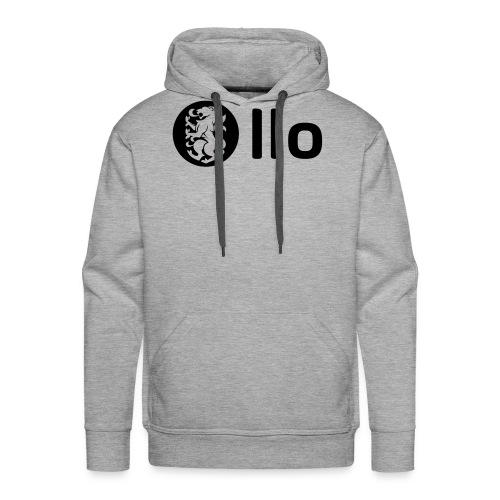 LLO 2018 V2 AVEC LLO - Sweat-shirt à capuche Premium pour hommes