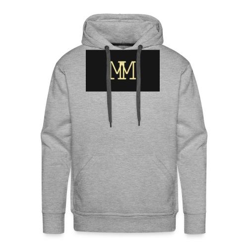 MézM - Sweat-shirt à capuche Premium pour hommes