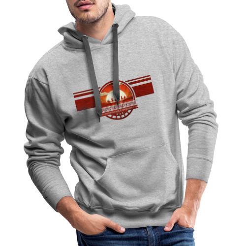 TwoDudesOnePassion Banner 1 - Männer Premium Hoodie