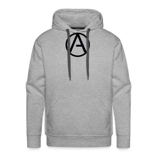 Anarchie Logo - Männer Premium Hoodie