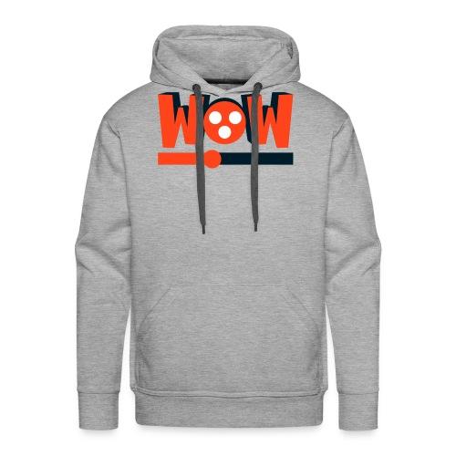 wowmovies - Sudadera con capucha premium para hombre