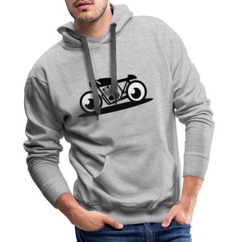 model - Männer Premium Hoodie