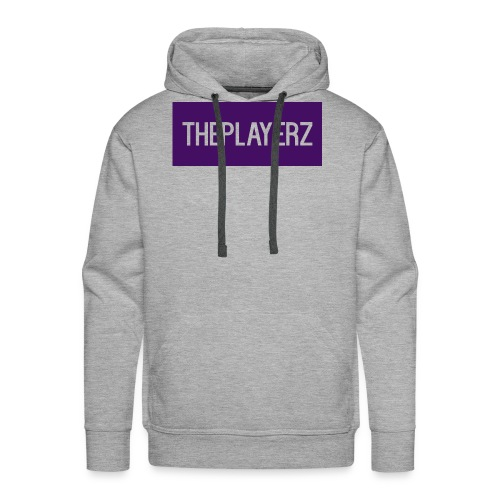 The PlayerZ Long sleeve Top - Men's Premium Hoodie