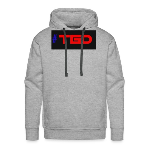 TGD LOGO - Men's Premium Hoodie