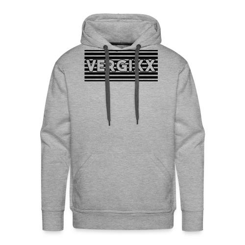 Vergixx Line Design - Men's Premium Hoodie