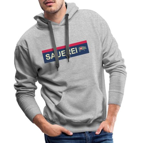 Sauerei Premium Bekleidung - Männer Premium Hoodie