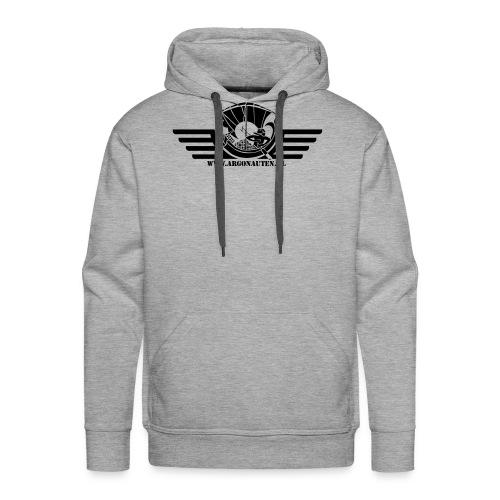 argo mondkapjes - Mannen Premium hoodie