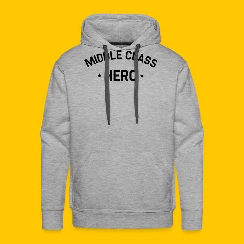Middle Class Hero - Men's Premium Hoodie