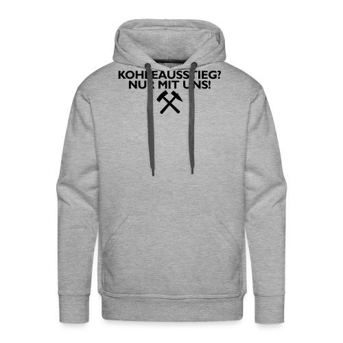 Kohleausstieg - Männer Premium Hoodie