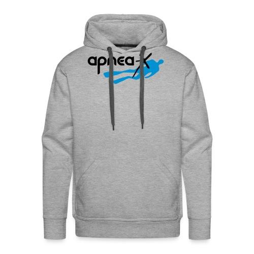 Apnea-X klein - Männer Premium Hoodie