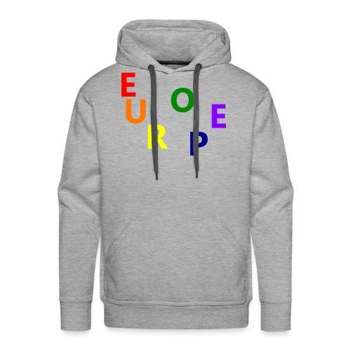 EUROPE #1 - Männer Premium Hoodie