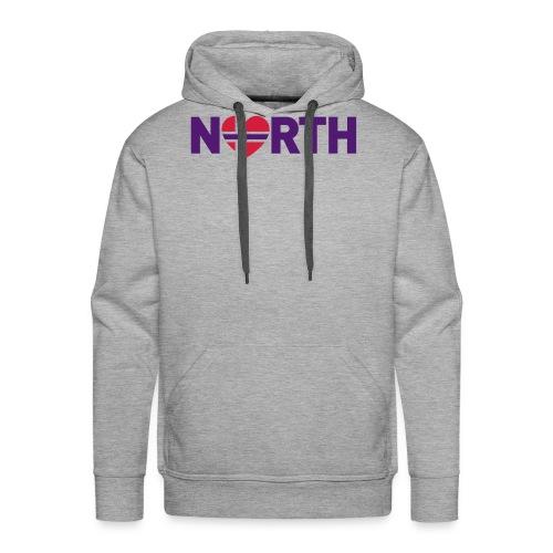 Nord-Norge på engelsk - plagget.no - Premium hettegenser for menn