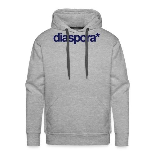 diaspora_one_color - Männer Premium Hoodie