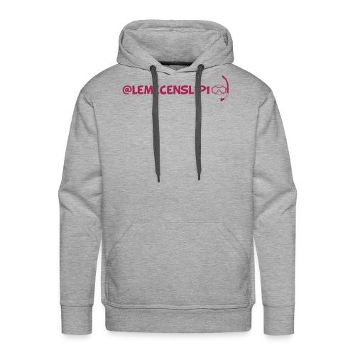 mecenslipv3 - Sweat-shirt à capuche Premium pour hommes