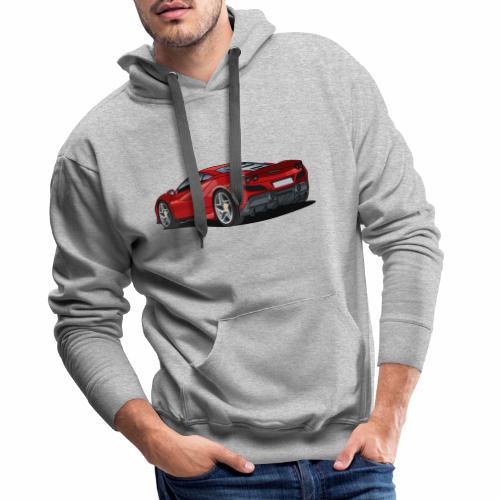 Supercar - Men's Premium Hoodie