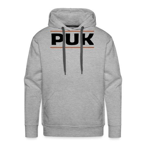 PUK - Herre Premium hættetrøje