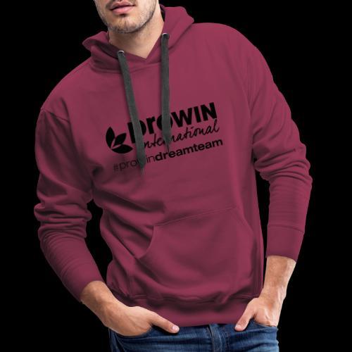 prowin Logo - Männer Premium Hoodie