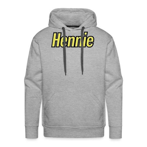 hennie2 - Mannen Premium hoodie