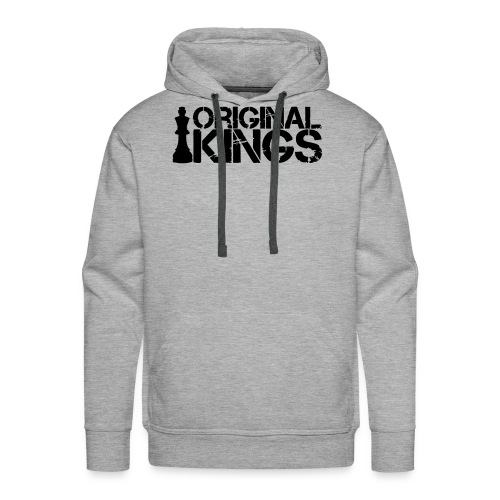 Original Kings - Men's Premium Hoodie