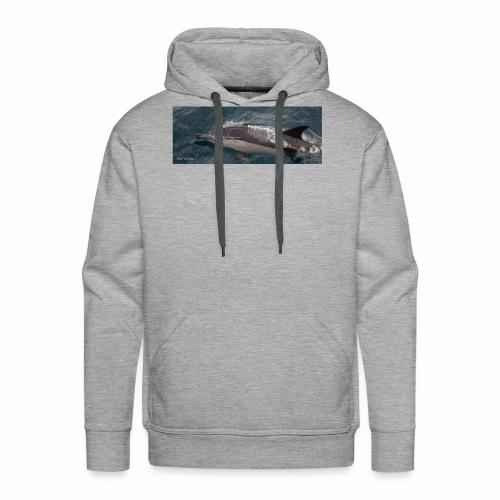 delfin comun - Sudadera con capucha premium para hombre