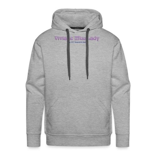 BabybodyViviane MissLady - Männer Premium Hoodie