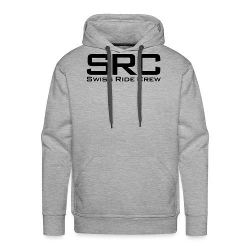 SRC Snapback Schwarz - Männer Premium Hoodie