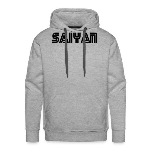 saiyan - Men's Premium Hoodie
