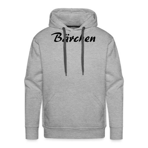 Bärchen - Männer Premium Hoodie