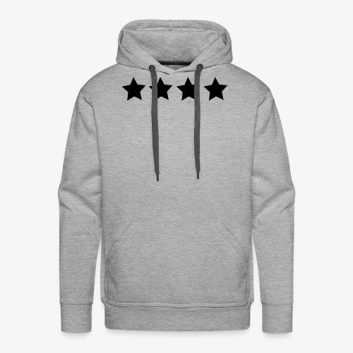 hipstar wwwa - Männer Premium Hoodie