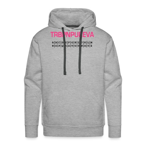 trbpnpureva - geocacherin - Männer Premium Hoodie