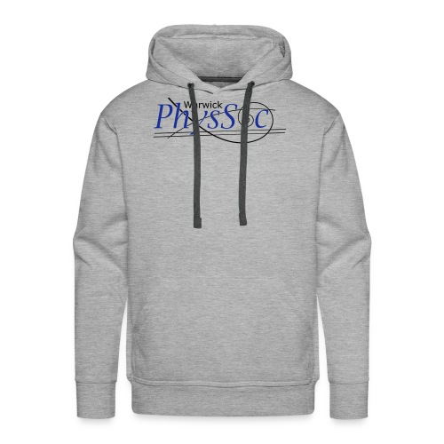 Official Warwick PhysSoc T Shirt - Men's Premium Hoodie