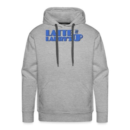 Latte Larry s - Sweat-shirt à capuche Premium pour hommes