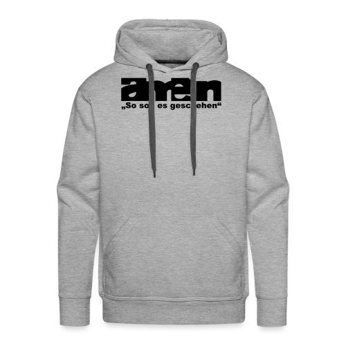 amen - Männer Premium Hoodie
