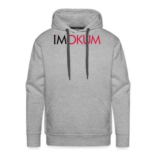 I'Mokum, Mokum magazine, Mokum beanie - Mannen Premium hoodie