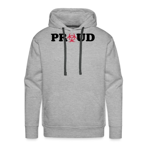 POZ Proud - Männer Premium Hoodie