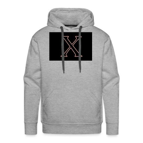 Logo X - Premiumluvtröja herr