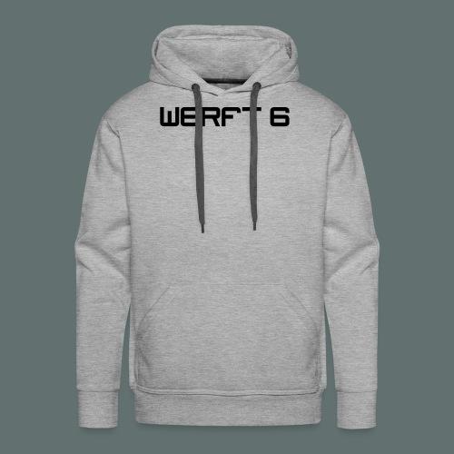 werft6 logo - Männer Premium Hoodie