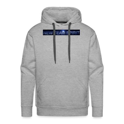 NEWTEAMSPIRIT - Männer Premium Hoodie
