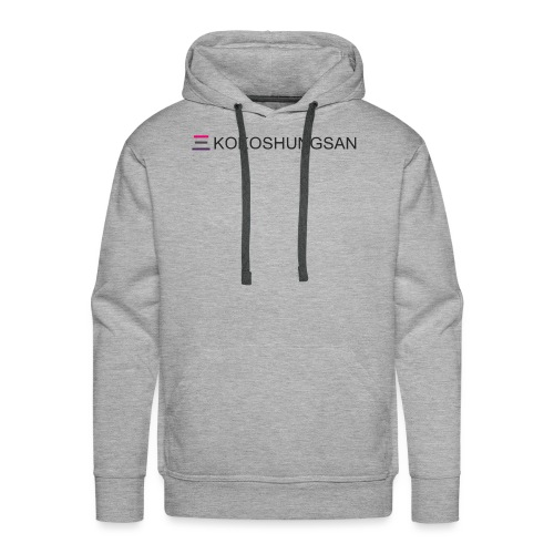 koklogo_tshirt - Men's Premium Hoodie