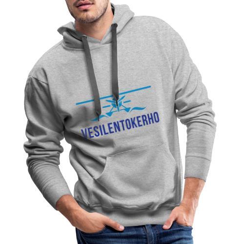 vesilentokerho logo 29 1 - Miesten premium-huppari