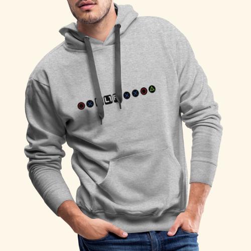 Idole des femmes - Sweat-shirt à capuche Premium pour hommes